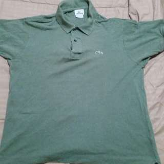 Authentic polo lacoste