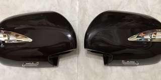 Hiace LED Mirror Cover