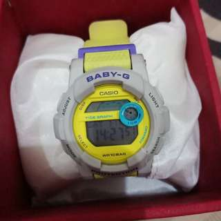 Reprice Jam tangan wanita baby G Casio