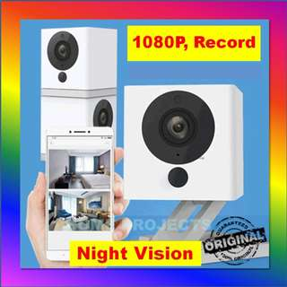 IP camera CCTV Xiaomi XiaoFang Dafang Mijia Wireless WIFI home remote monitoring night vision RENTAL