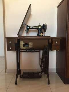 MODERN Antique Sewing Machine