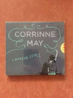 Corrinne May CD Crooked Lines