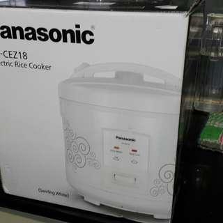 Panasonic rice cooker SR-CEZ18