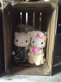 Hello kitty wedding accessories plush rental