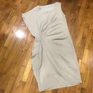 Prada cut label dress