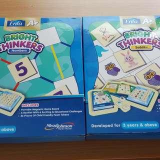 Numbers & Sudoku