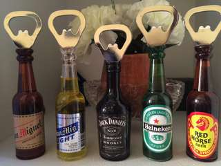 Liquor ref magnet/Bottle Opener