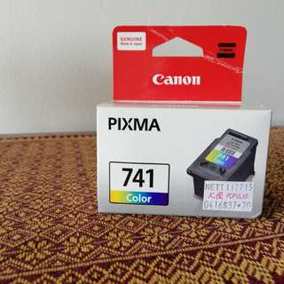 Canon Pixma 741 Colour Cartridge