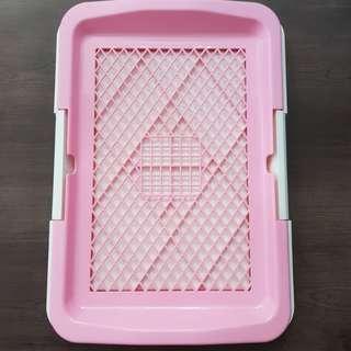 Brand new dog pee tray