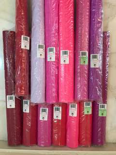 Italian brand crepe paper (imported directly from Rossi Cartotecnica