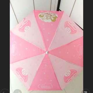 Precious Thots 15th Anniversary Umbrella