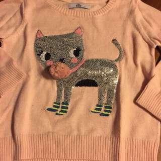 Mark&spencer sweater 2-3 yrs