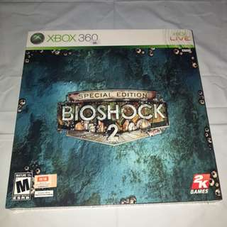 BioShock limited edition New and sealed