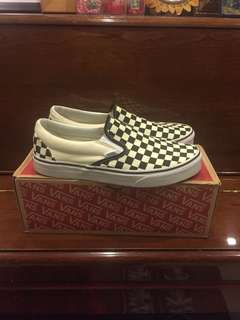 Vans Checkered Slip on