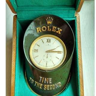 "Vintage Rolex Sabot ""Hoof""clock"