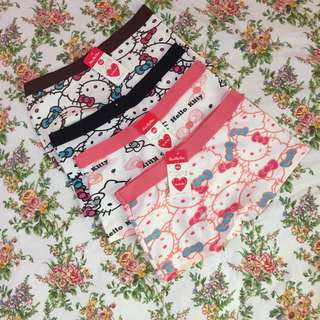 Hello Kitty shorts for kids