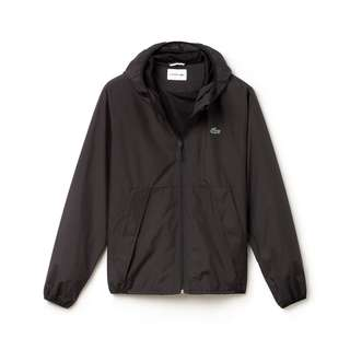 Jacket Lacoste Hooded Water-Repellent Windbreaker Original