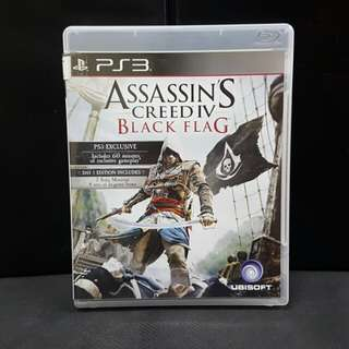 PS3 Assassin's Creed IV Black Flag (Used Game)