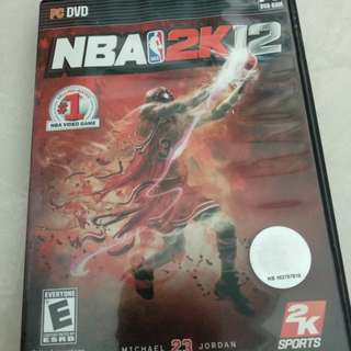 NBA 2K12 (PC version)