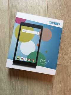 全新未開封 Alcatel PIXI 4 (7寸 WIFI 平板電腦,憑單於「3」台門市保養)