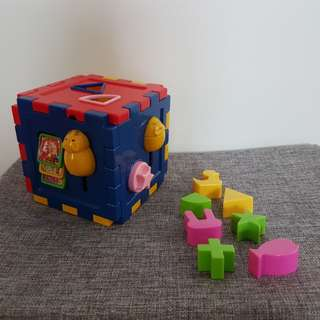 《Give Away》Matching Shape Toy