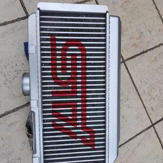 07 STi intercooler
