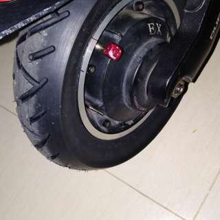 Ex motor
