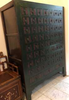 "Antique Large Storage ""Medicine' Cabinets"