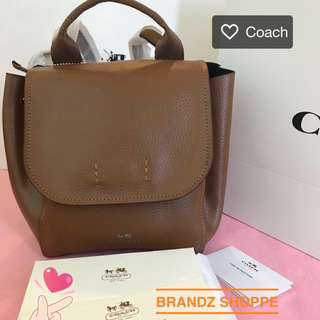 ♥️♥️♥️Hot Deal! 💯% Authentic Coach 2 Ways Bag (Sling / Crossbody/ Backpack) 👜+🎒