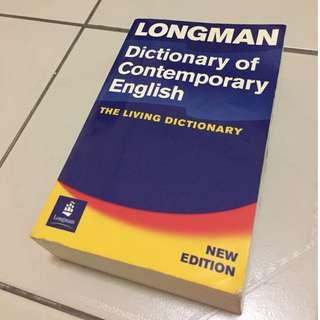 LONGMAN The Living Dictionary
