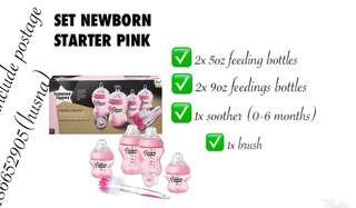starter set pink