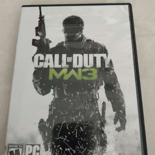 Call Of Duty MW 3 (PC version)