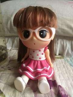 Doll Piggybank
