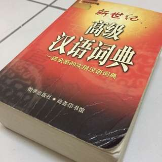 Chinese Hanyu Pinyin Dictionary