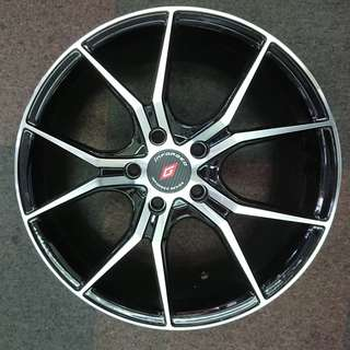 17 inch Inforged Sport Rims, fits most Toyota/Honda