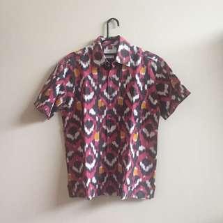 NAIL Ethnic Printed Shirt