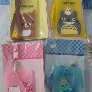 Cartoons Card Holder