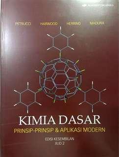 Kimia Dasar Jilid 2