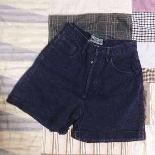 Guess highwaist shorts