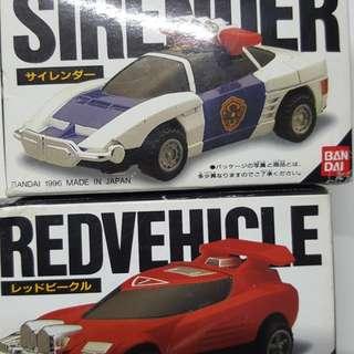 日本 MINIPOPINICA SERIES 玩具車仔