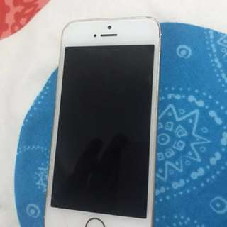 Iphone 5s Gold 16 GB working condition