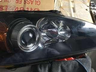 Original S2000 head lamp