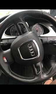 Audi S4 Steering Wheel