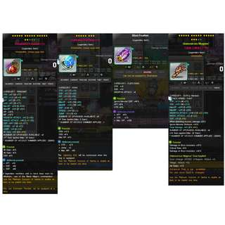 Maplestory Dex/Pirate EQ
