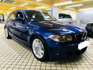 BMW 120I M PACKAGE 2006