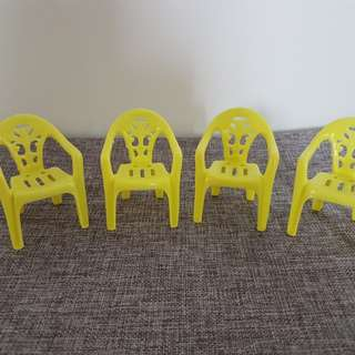 Yellow Chair Toys