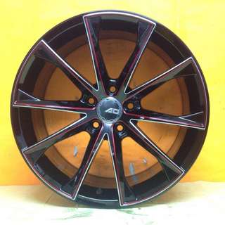 SPORT RIM 18inch AD DESIGNS WHEELS