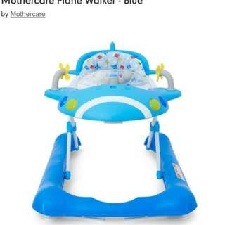 Mothercare Airplane Walker