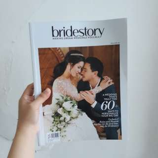 Bridestory Edisi September 2017-April 2018