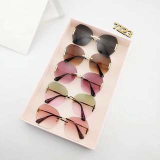 Designer Unisex 100% Full UV Protection Sunglasses Branded Lens Polarized Shade Degree Prescription Available